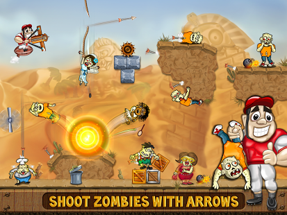 Archery Blitz - Shoot Zombies