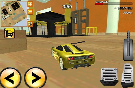 Remote Control Mini Car Racer