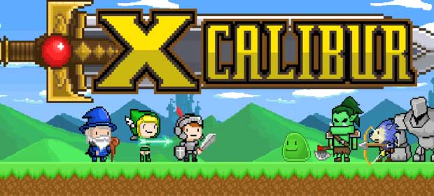 XcaliburTM Fantasy Action RPG