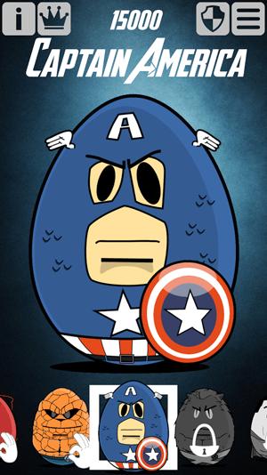 Egg-3 Marvel
