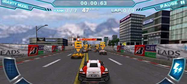 Real Car:Speed Racing