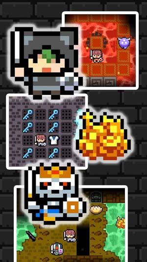 Loot Dungeon - Pixel Roguelike
