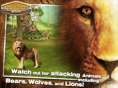 Jungle Sniper Hunting 2015