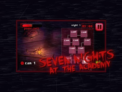 Seven Nights At The Academy