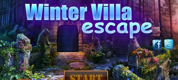Escape Winter Villa By Dawn