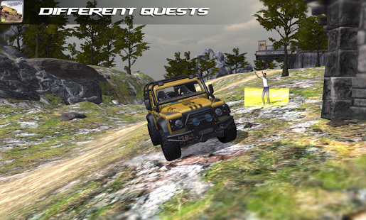 4x4 Offroad Trophy Quest 2015