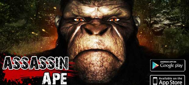 Assassin Ape 3D