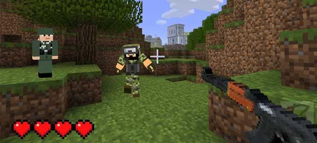 Shooter Revenge Pixel War
