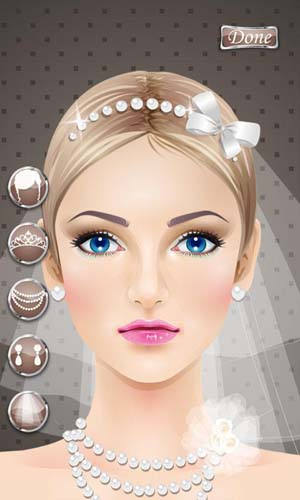 Wedding Salon - girls games