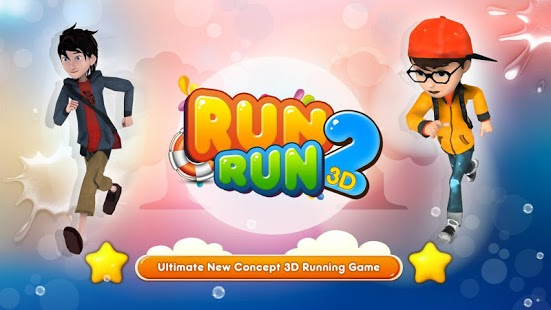 RUN RUN 3D - 2
