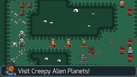 Alien Star Menace