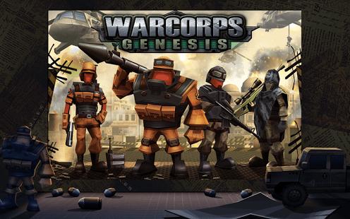 WarCom: Genesis