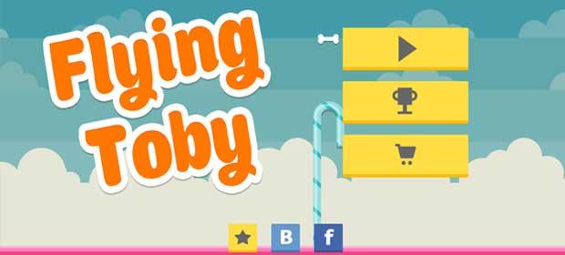 Flying Toby