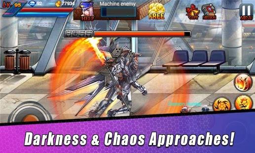 Chaos Demon Hunter