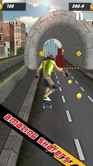 Traffic Skate 3D
