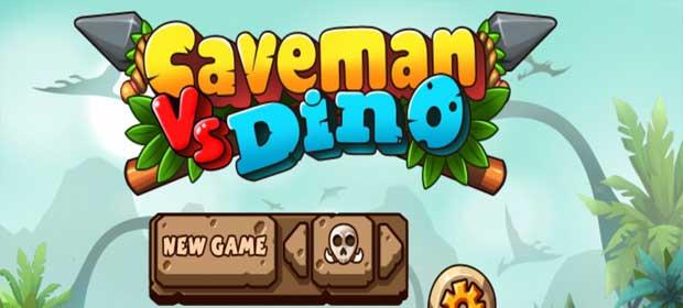 Caveman Vs Dino