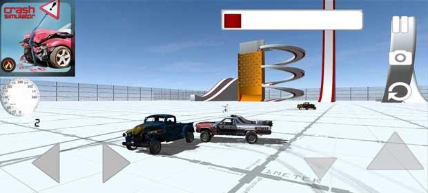 Car Crash Simulator Racing