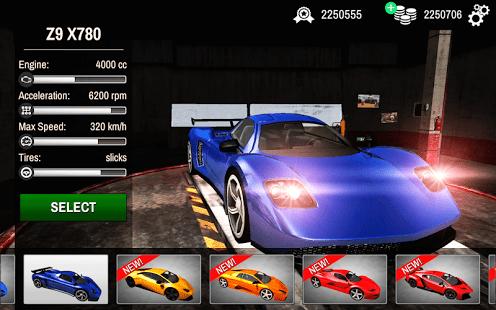 Fast Furious 7 Racing