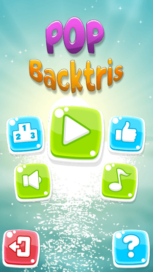 Pop BackTris HD