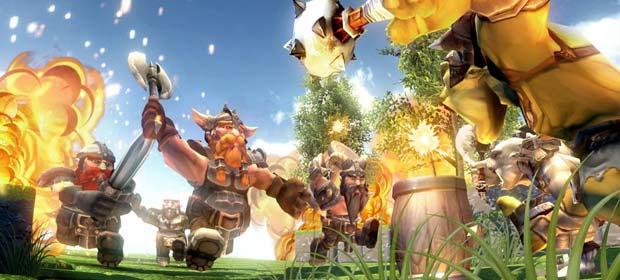 Exploding Kegs