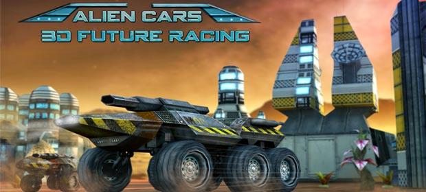 Alien Cars 3D Future Racing