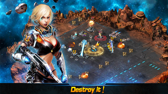 Galaxy Conquest II:Space Wars