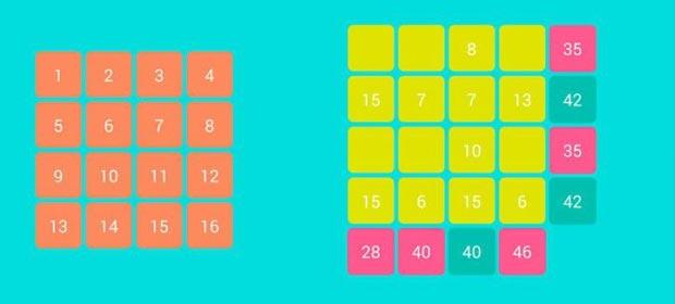 Griddition®: Number Puzzle