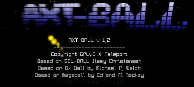 AXT-Ball