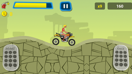 Extreme Hill Rider - Bike Race
