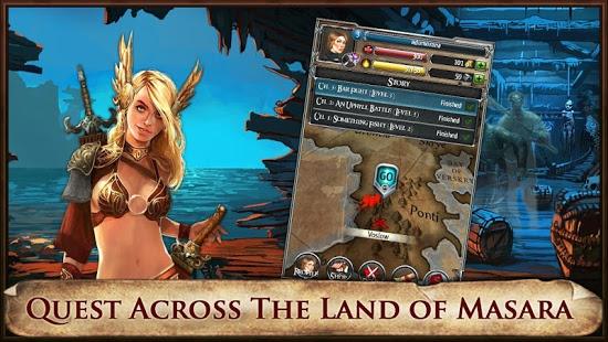 Spelltorn, Clash of Fates RPG