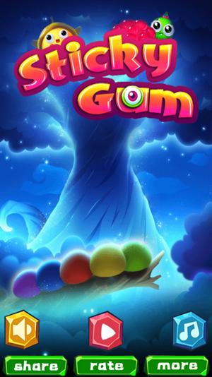 Sticky Gum