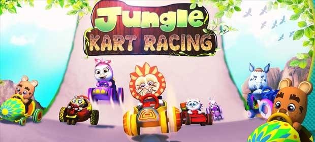 Jungle Kart Racing