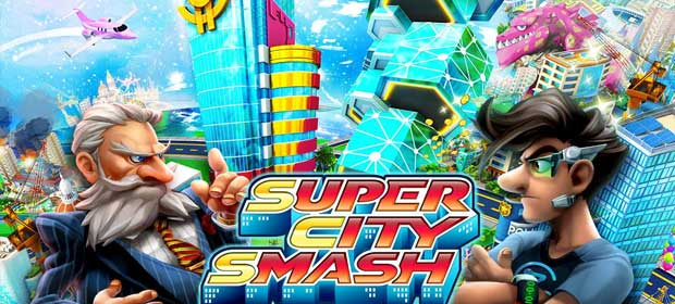 Super City Smash