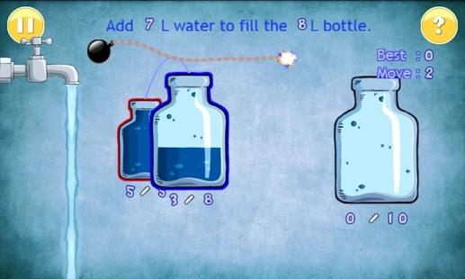 WaterCapacity