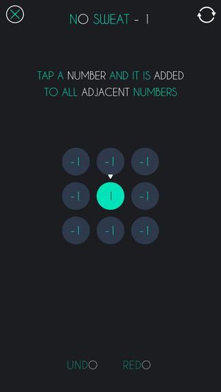 Zero : A Game of Balance