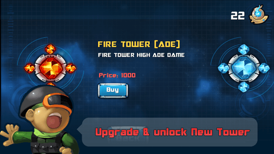 Galaxy War Tower Defense