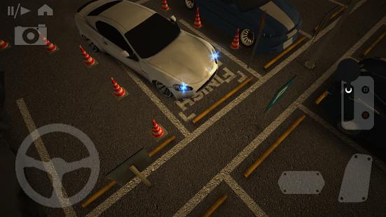 Driver Car Parking