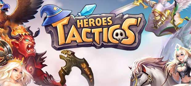 Heroes Tactics: Mythiventures