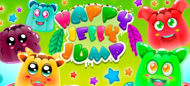 Happy Jump jelly Splash Game