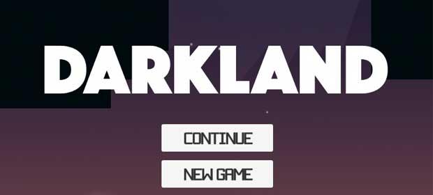 Darkland: One Touch Platformer