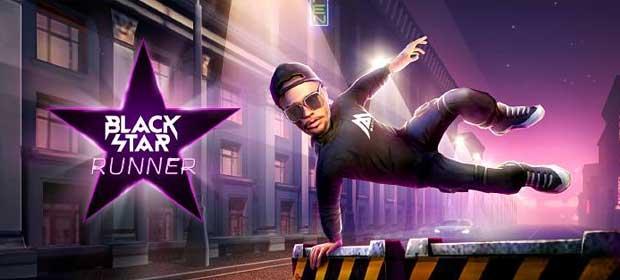 Black Star Runner
