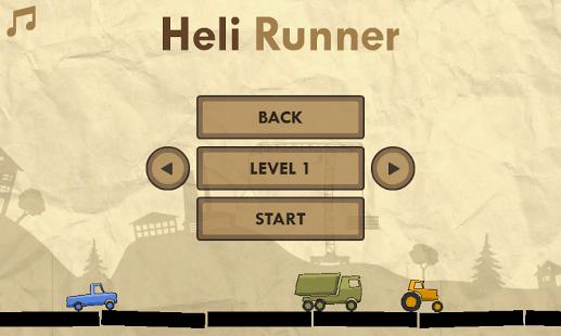 Heli Runner