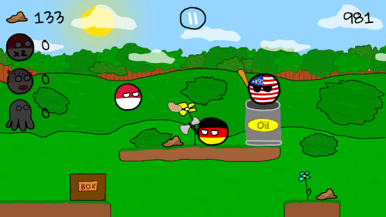 Countryballs: The Quest 4 Clay