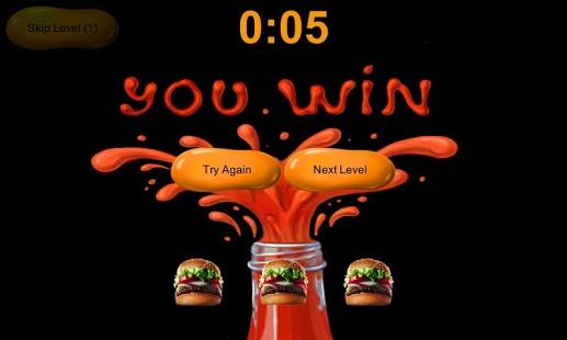 Ketchup Rush