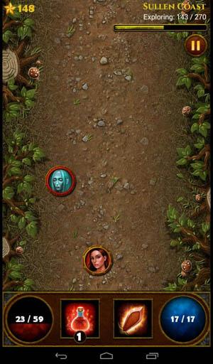 Curse of Abandum RPG