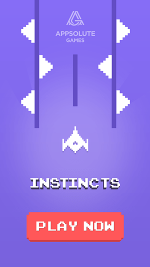 Instincts: Endless Retro Game