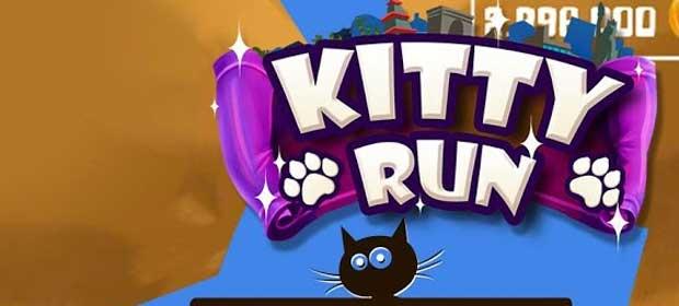 Kitty Run - Crazy Cats