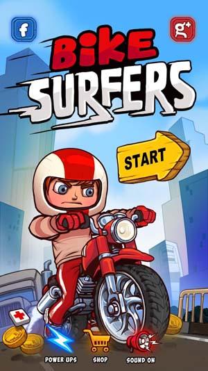 Bike Surfers :FREE racing game