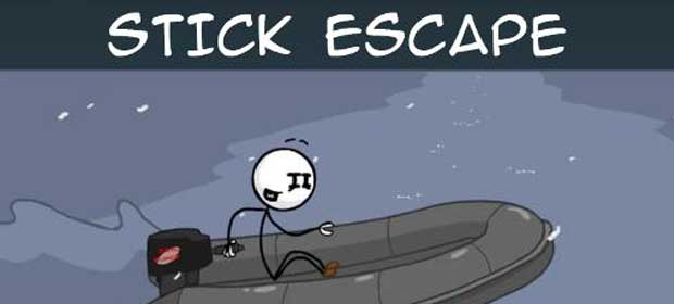 Stick Escape - Adventure Game