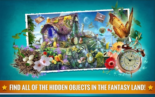 Hidden Objects Fantasy